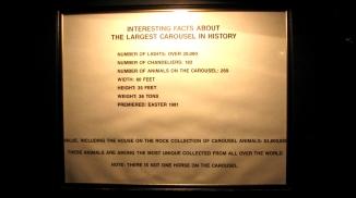HOTR Carousel Sign
